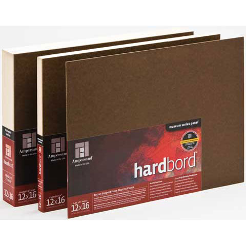 AMPERSAND ART SUPPLY HB18 HARDBORD 1/8 INCH FLAT 18X24