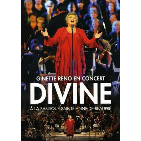 Divine: Ginette Reno En Concert (DVD)](Dangle Reno)