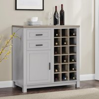 Better Homes and Gardens Langley Bay Wine Cabinet, Multiple Colors