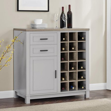 Better Homes And Gardens Langley Bay Storage Cabinet With