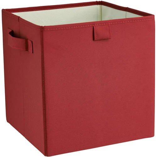 ClosetMaid Premium Storage Bins, Red