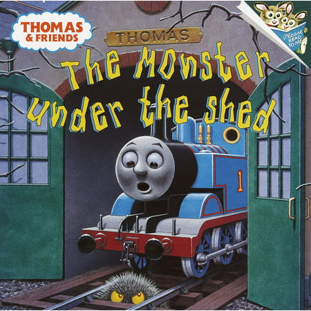 - The Monster Under the Shed (Thomas & Friends)