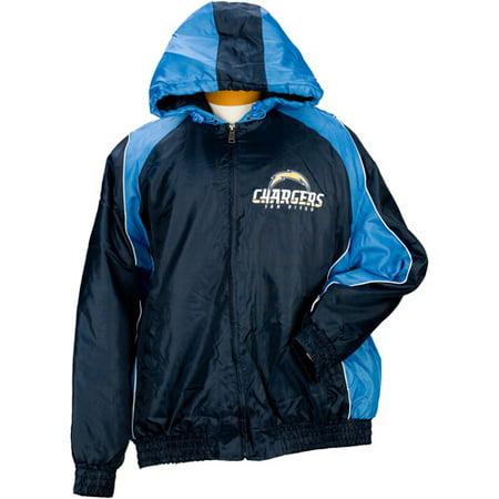 save off b019f fbfc0 NFL - NFL - Men's San Diego Chargers Winter Coat - Walmart.com