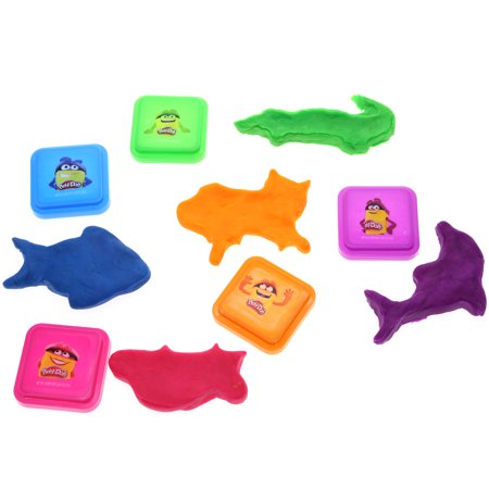 Townley Girl Play-Doh Bath Soap for Kids, 5 Fabulous Colors