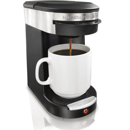 Hamilton Beach Personal Cup One Cup Pod Coffee