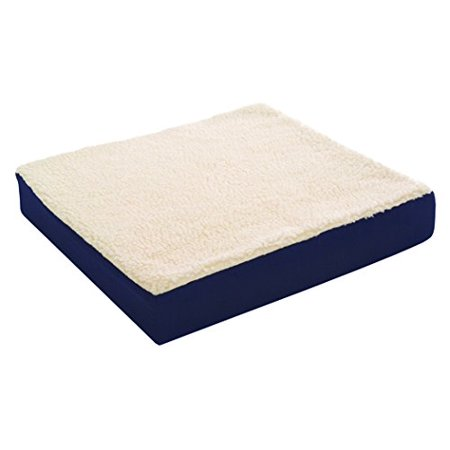 Essential Medical Supply Gel Cushion with Fleece