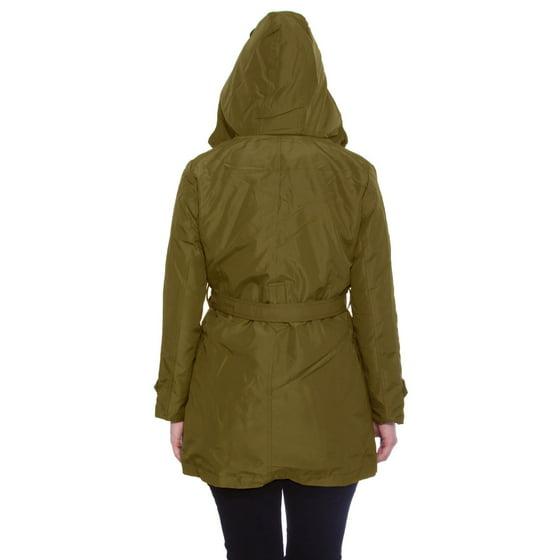 d11f1653647 Simplicity - Zicac Women's Thicken Fleece Faux Fur Warm Winter Coat ...