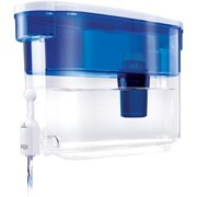 PUR 30 Cup Dispenser Water Filtration System, DS1800Z, Blue/White