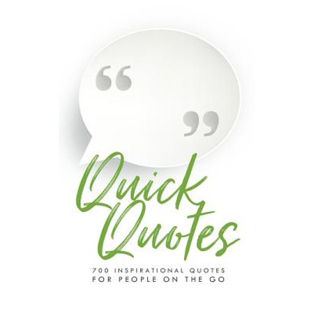 Quick Quotes : 700 Inspirational Quotes for People on the Go](Tattoo Bible Quotes)