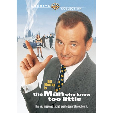 The Man Who Knew Too Little (DVD) - Little Man In The Boat