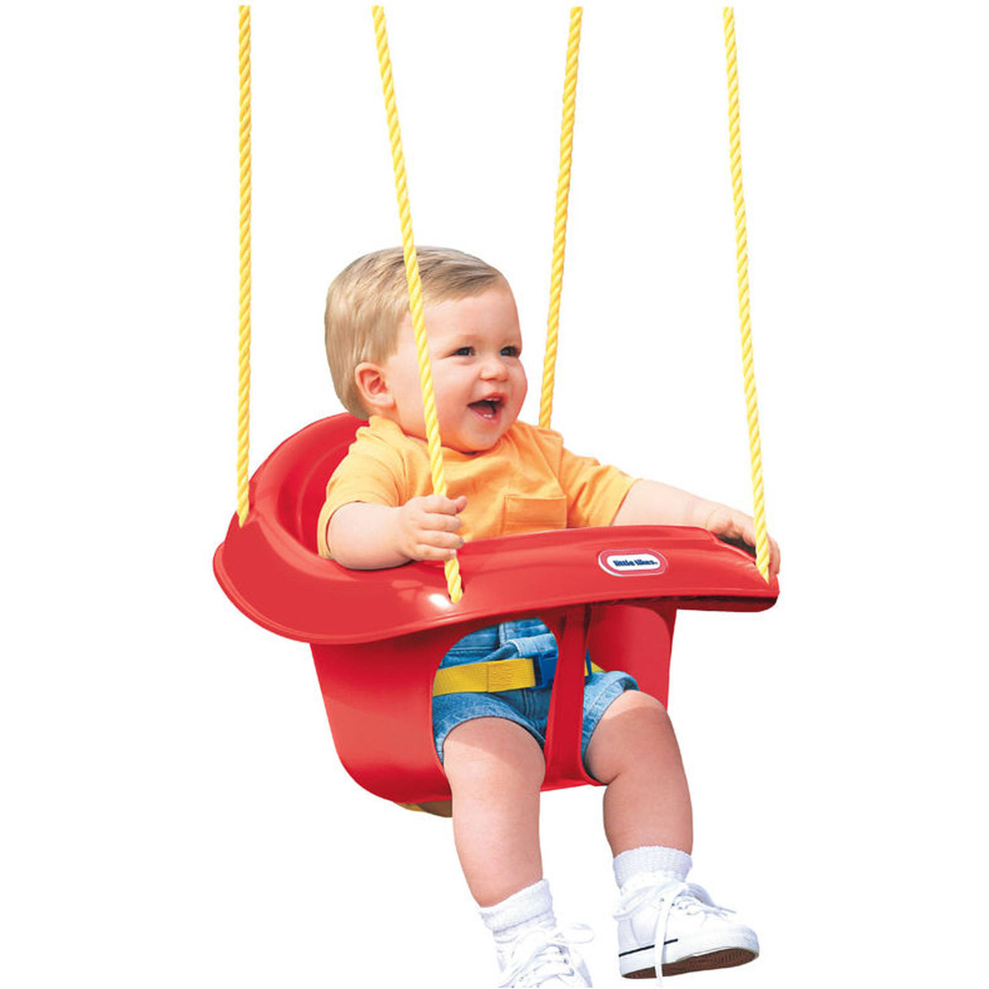 Little Tikes High Back Toddler Swing (Retail Packaging) by MGA Entertainment
