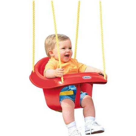 Little Tikes High Back Toddler Swing