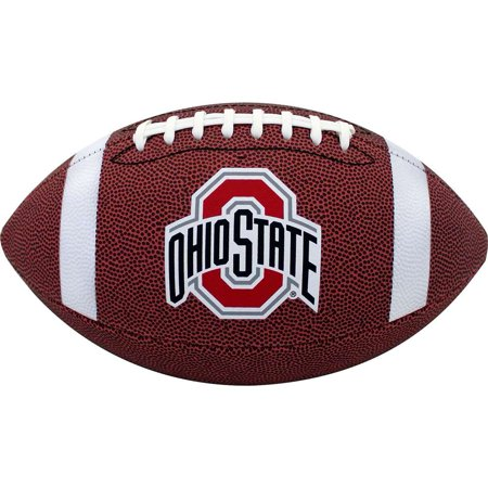 Ohio State Buckeyes Composite Leather Football