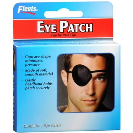 4 Pack - Flents Eye Patch One Size 1 Each