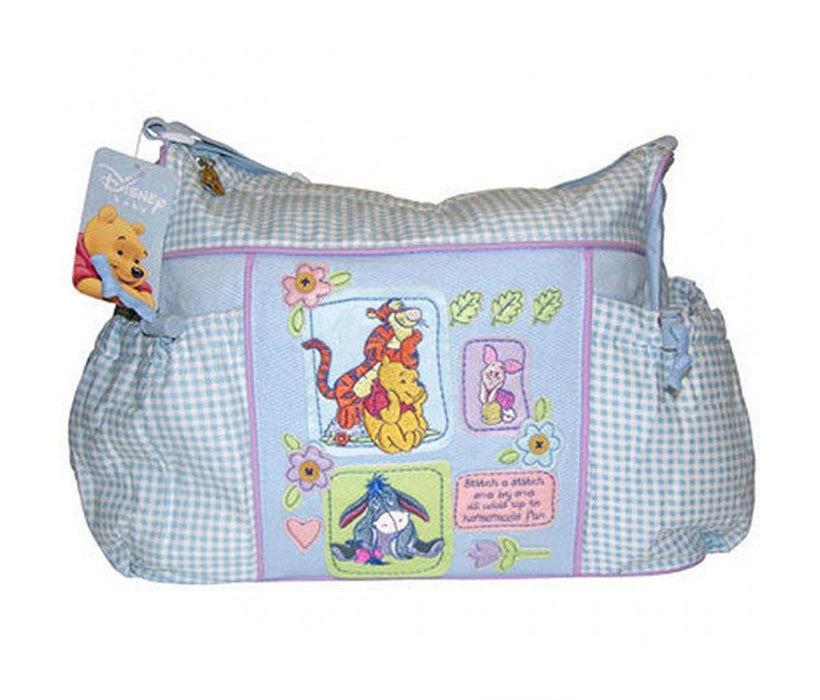Disney Baby Diaper Bag  Disney Winnie The Pooh Diaper Bag ...  Winnie The Pooh Baby Bag