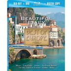 Best Of Europe: Beautiful Italy (Blu-ray   DVD)