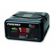 Schumacher PS1025 ProSeries 2/10/50 Amplifier, 12 Volt, Battery Charger w/Start