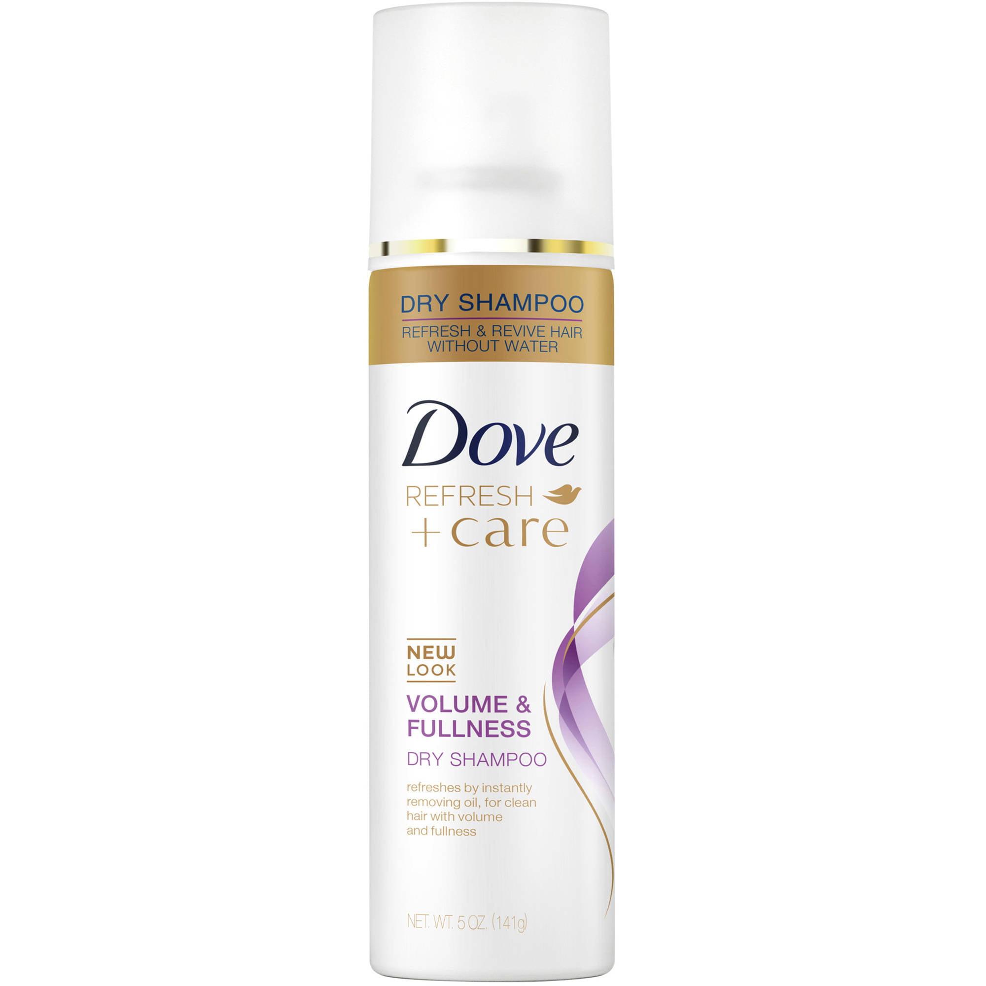 Dove Invigorating Dry Shampoo, 5 oz