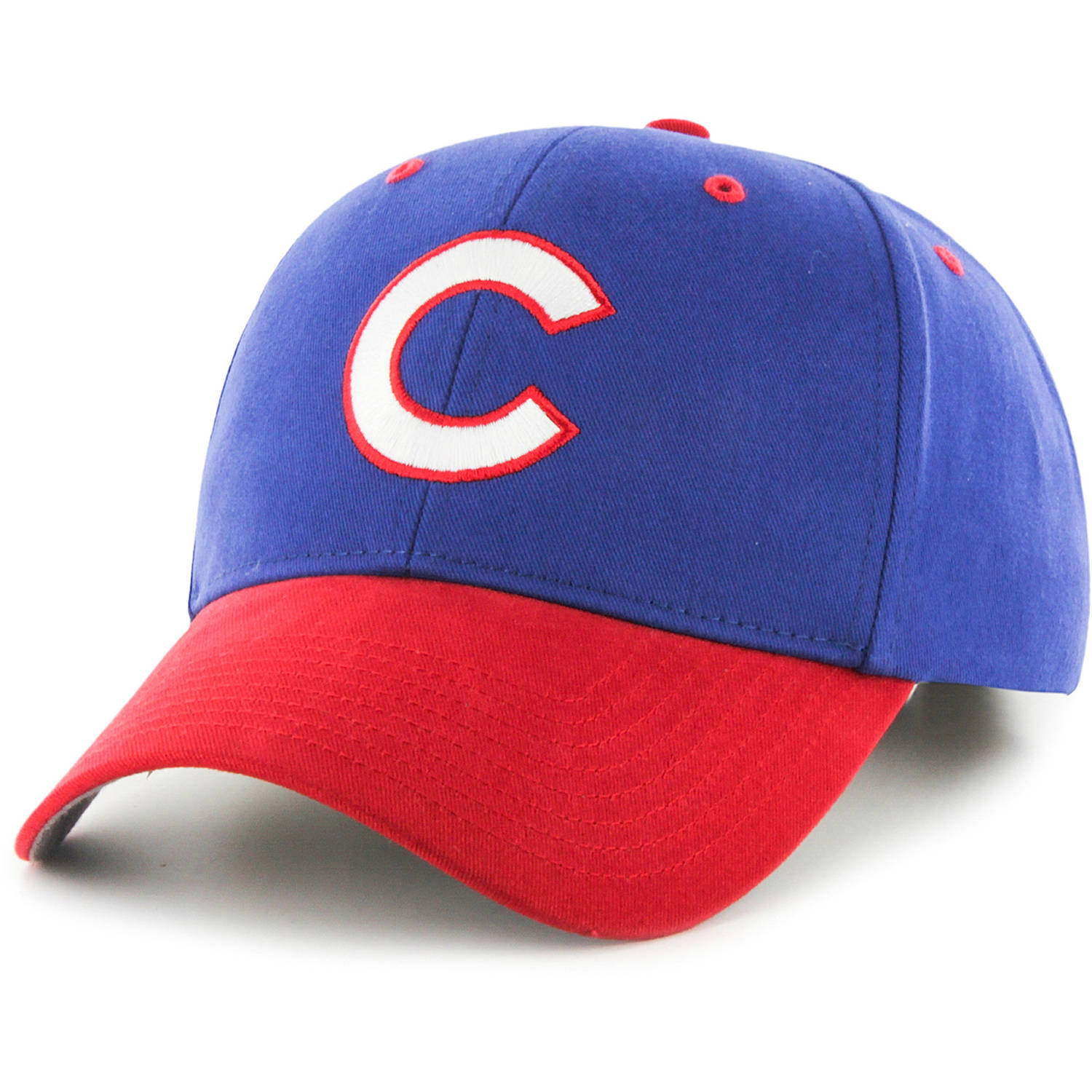 MLB Chicago Cubs Basic Cap/Hat by Fan Favorite