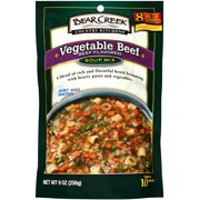 (2 Pack) Bear Creek Country Kitchens Vegetable Beef Soup Mix, 9.0 OZ