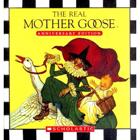 The Real Mother Goose Anniversary Edition (Hardcover) - Halloween Night Mother Goose