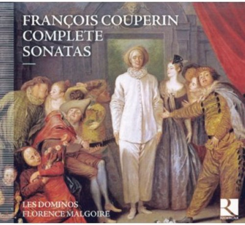 F. Couperin - Fran Ois Couperin: Complete Sonatas [CD]