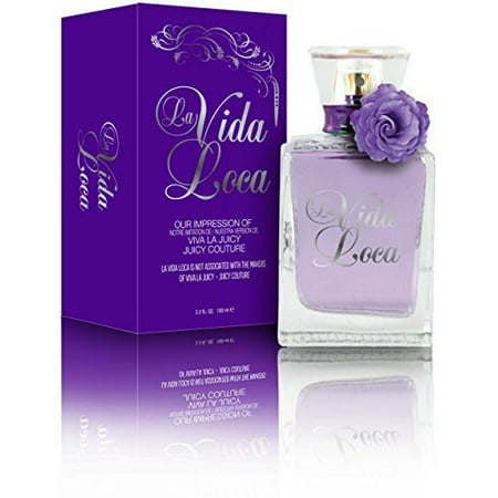 La Vida Loca 2.7 Fl. Oz. Eau De Parfum By Preferred Fragrance - Fiesta Loca De Halloween