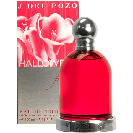 J. Del Pozo Halloween Freesia EDT Spray, 3.4 fl oz - J.del Pozo Halloween Water Lily
