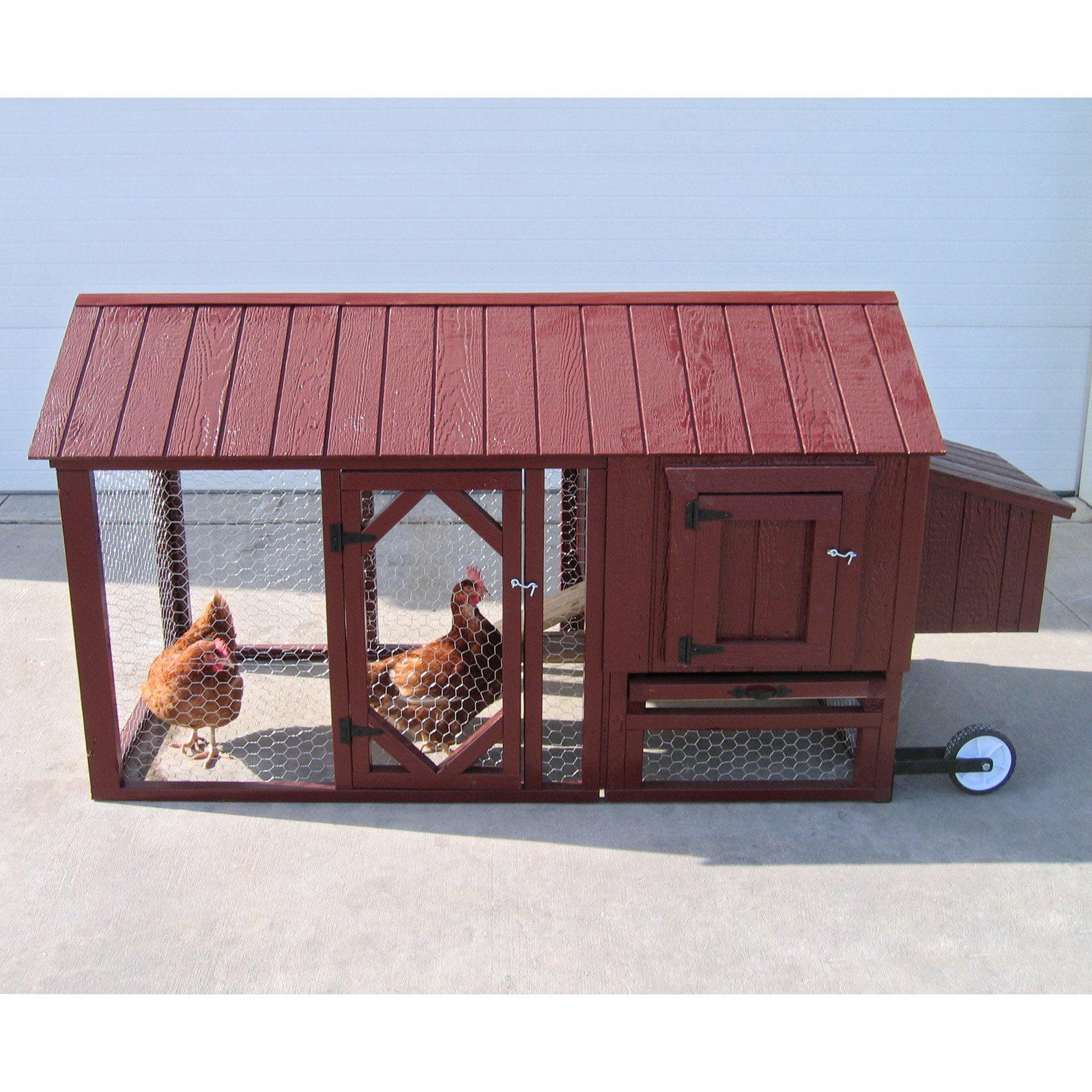 Little Cottage Atlanta Chicken Coop