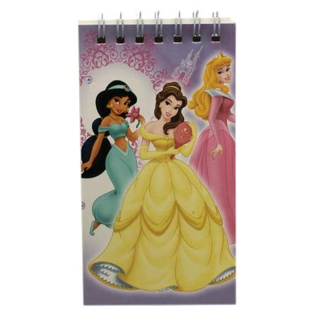Disney Princess Jasmine, Belle and Aurora Light Violet Spiral