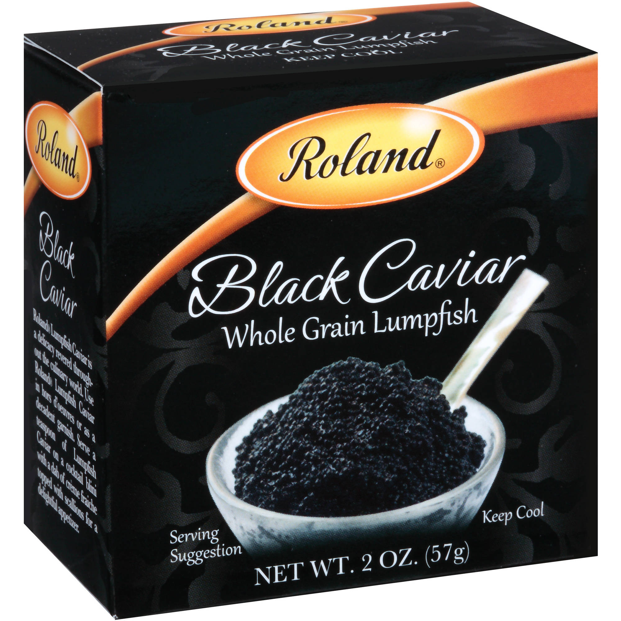 Roland Black Caviar, 2 oz