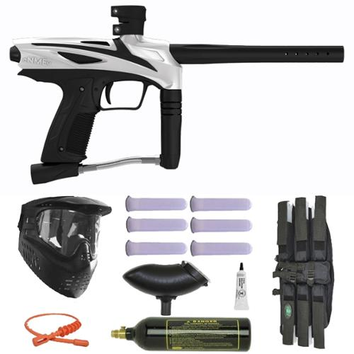 GOG eNMEy Paintball Marker Gun 3Skull Mega Set