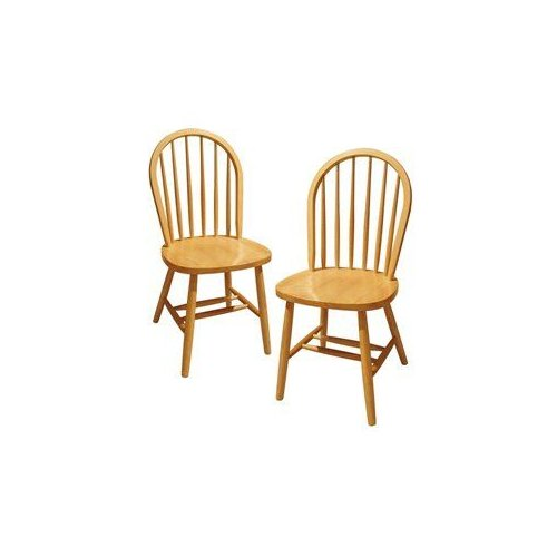 Winsome Wood 89999 Windsor Dining Chair (Set of 2)  sc 1 st  Walmart & Winsome Wood 89999 Windsor Dining Chair (Set of 2) - Walmart.com