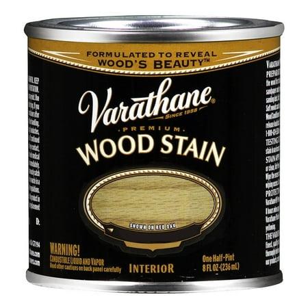 (Varathane 211756 1/2 Pint Summer Oak Varathane® Premium Wood Stain)