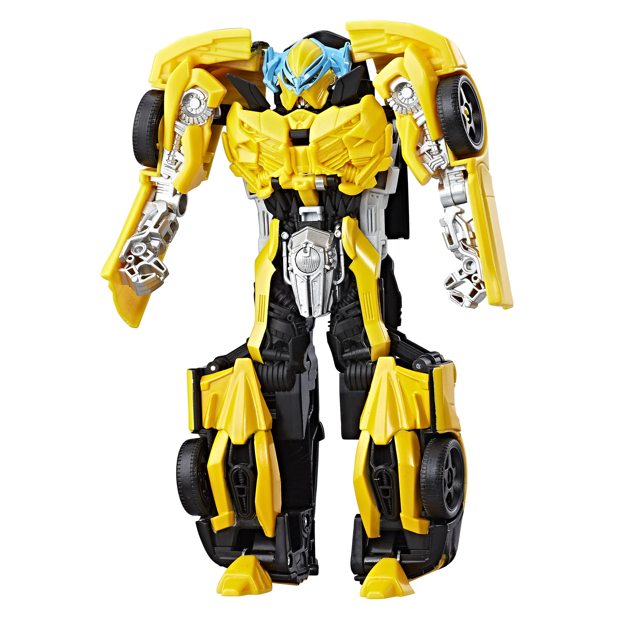 Transformers: The Last Knight -- Knight Armor Turbo Changer Bumblebee by Hasbro Inc