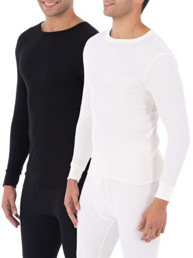 Fruit of the loom SUPER VALUE 2 Pack Big Men's Waffle Thermal Underwear