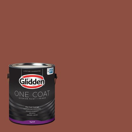 Glidden One Coat, Interior Paint + Primer, Baked Bean - Bake On Paint