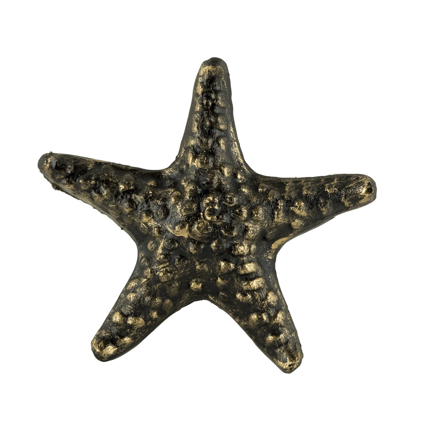Beer Bottle Openers, Decorative Unique Rustic Cast Iron Starfish Beer Openers by Twine