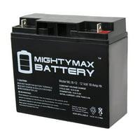 12V 18AH SLA Battery for DR Field and Brush Mower