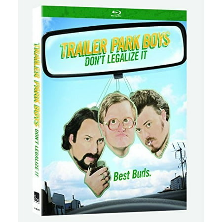 Trailer Park Boys: Don't Legalize It (Blu-ray) - Europa Park Halloween Trailer