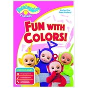 Teletubbies Classics: Fun with Colors (DVD) by SONY PICTURES HOME ENTER