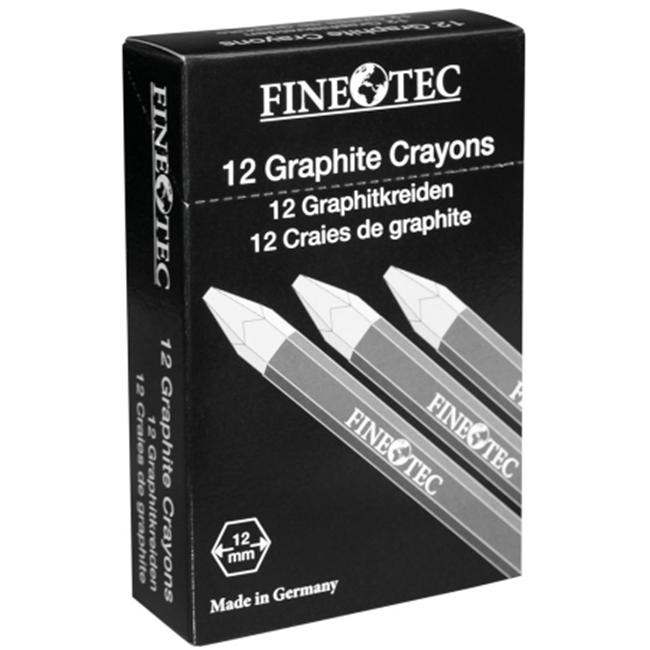 Alvin ML429 Finetec Graphite Crayon 9B