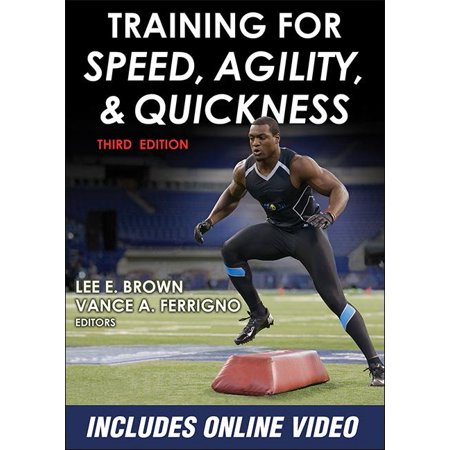 Training For Speed  Agility  And Quickness