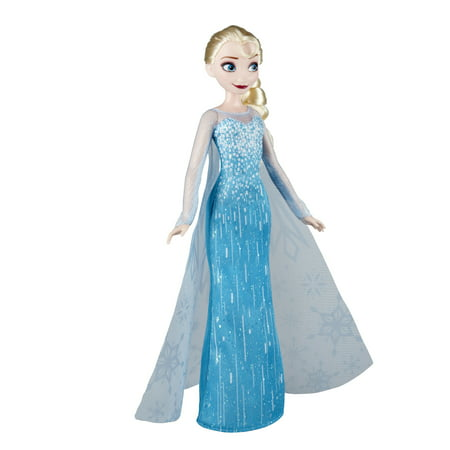 Disney Classics Dolls (Disney Frozen Classic Fashion Elsa, Ages 3 and)