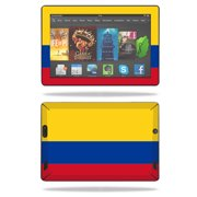 "Skin Decal Wrap for Amazon Kindle Fire HD 7"" Tablet (2013) Australian Flag"