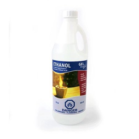 Gel Ethanol (32 oz Bottle) Fuel