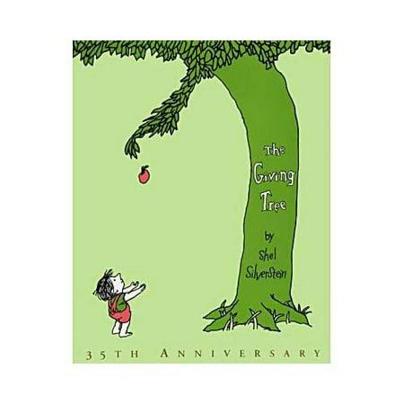 The Giving Tree  35Th Anniversary Mini Edition