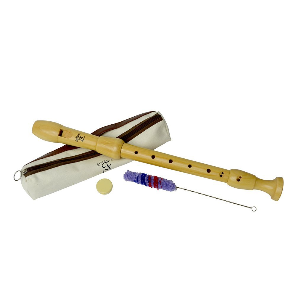 Frederick Wood Alto Recorder Two Tone Key of F by