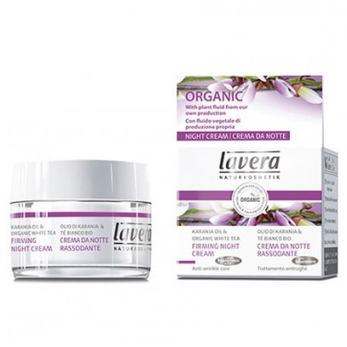 My Age Firming Night Cream Lavera Skin Care 1.01 fl oz Liquid