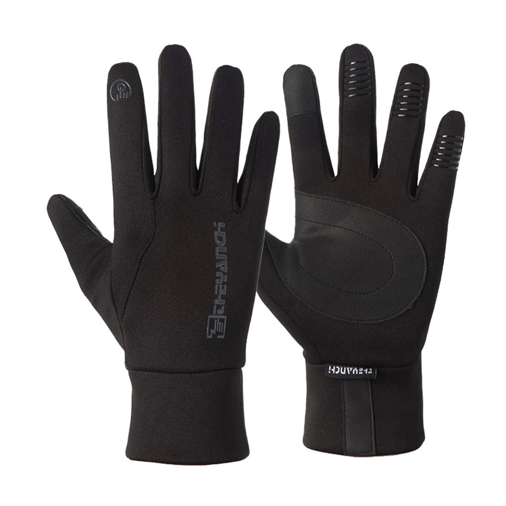 Details about  /Unisex Windproof Sport Gloves Walking Sports Running Touch Screen Warm Gloves US